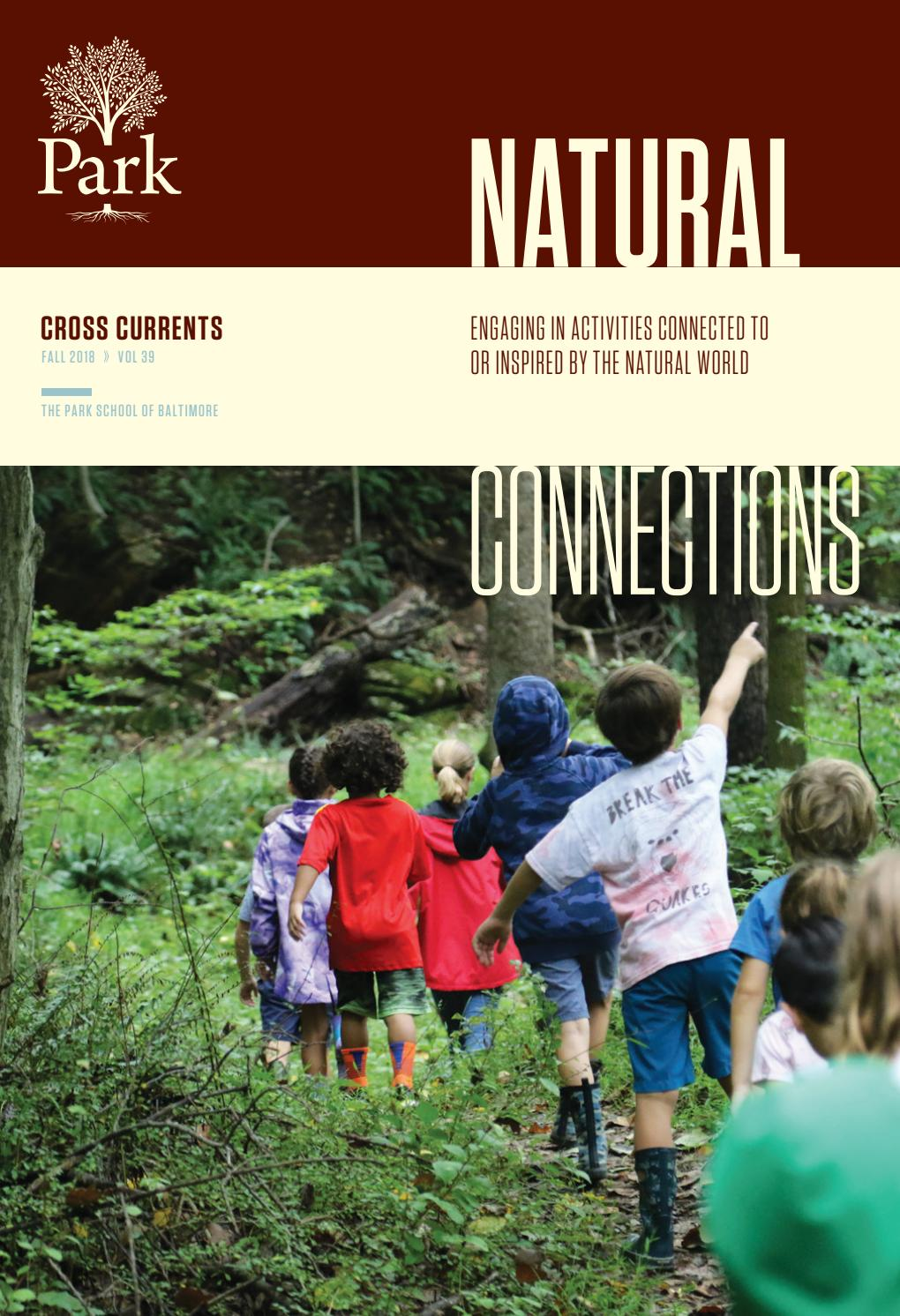 The Park School Cross Currents Magazine and Annual Report