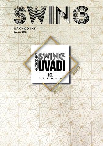 Nachodsky SWING listopad 2018 by Náchodský SWING - issuu 011bd93167
