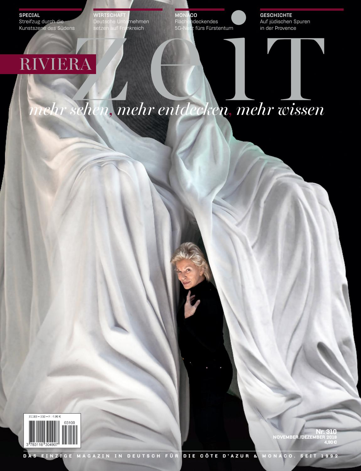 Riviera Zeit November Dezember 2018 By Riviera Press Issuu