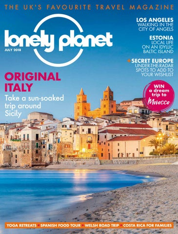 Lonely Planet Traveller Sample Issue (UK Edition) by Immediate Media ... f748debb483e