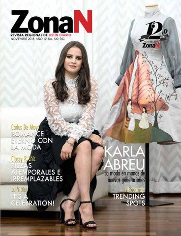 66108adff3 ZonaN Noviembre 2018 by Listín Diario - issuu