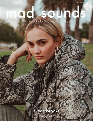 Mad Sounds Issue 29 - Suede Brooks