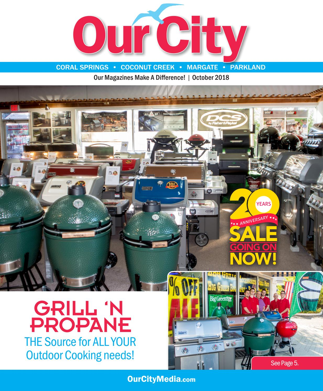 Our City Magazine October 2018 By Our City Media Issuu
