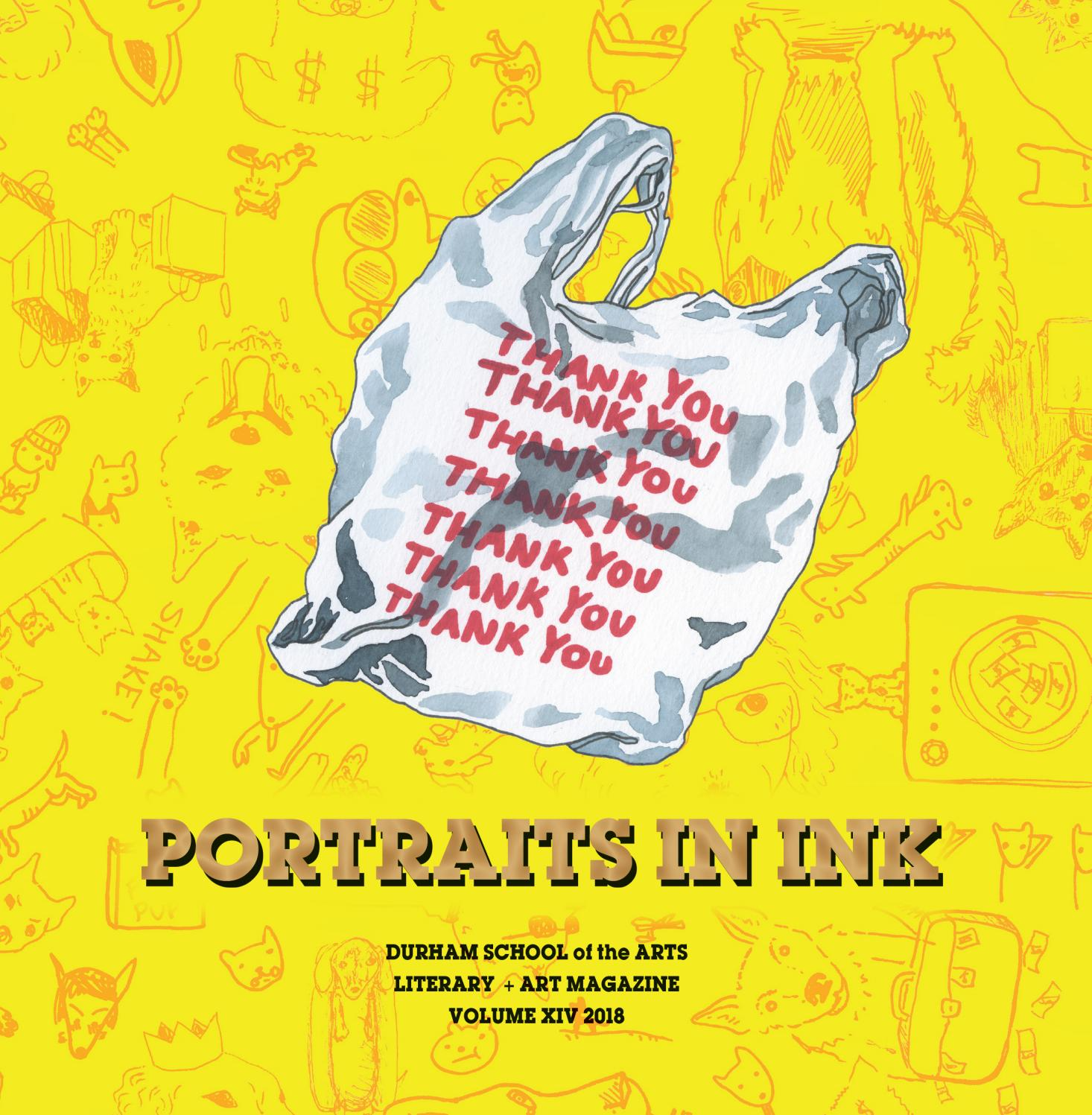 6c13d3119 Portraits in Ink, 2018 by Portraits in Ink - issuu