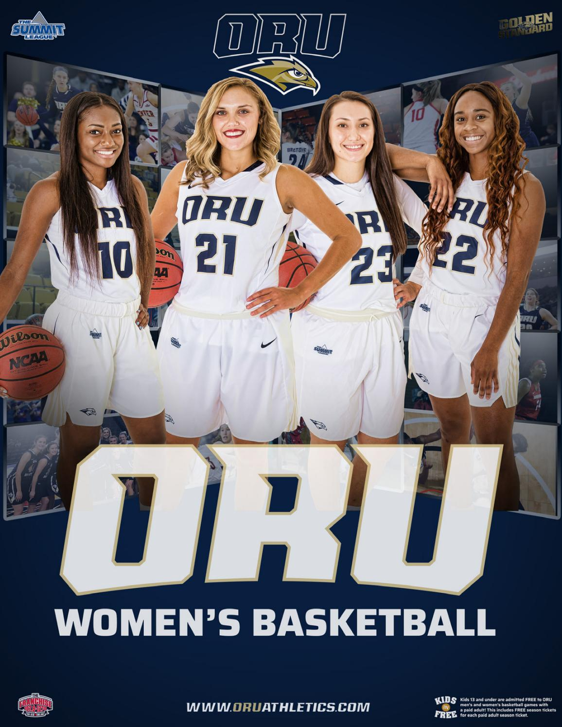 a59b3ecbf051 ORU Women s Basketball 2018-19 Media Guide by ORU Athletics - issuu