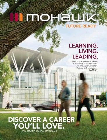 Mohawk College Full-Time Calendar 2019-2020 by Mohawk
