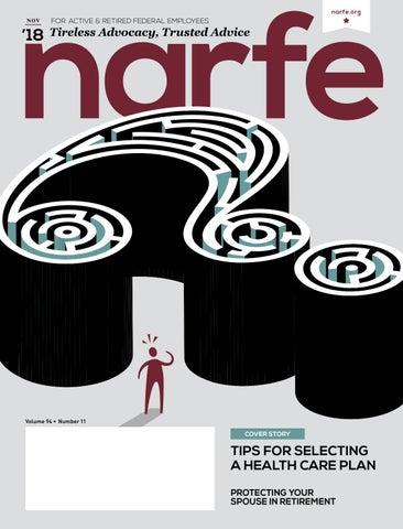 November 2018 NARFE Magazine by NARFE - issuu