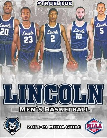 2018-19 Men s Basketball Media Guide by Bucknell University - issuu ef35f122c