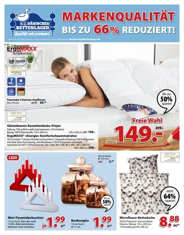 Prospekt Von Daenisches Bettenlager Vom 03112018 By Kps