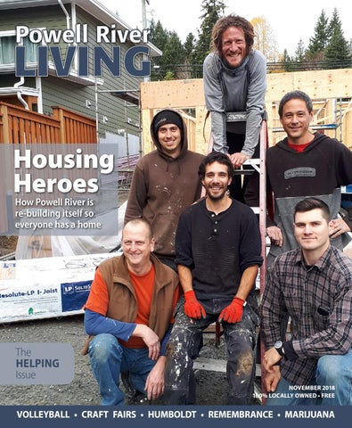 Powell River Living November 2018 by Sean Percy - issuu