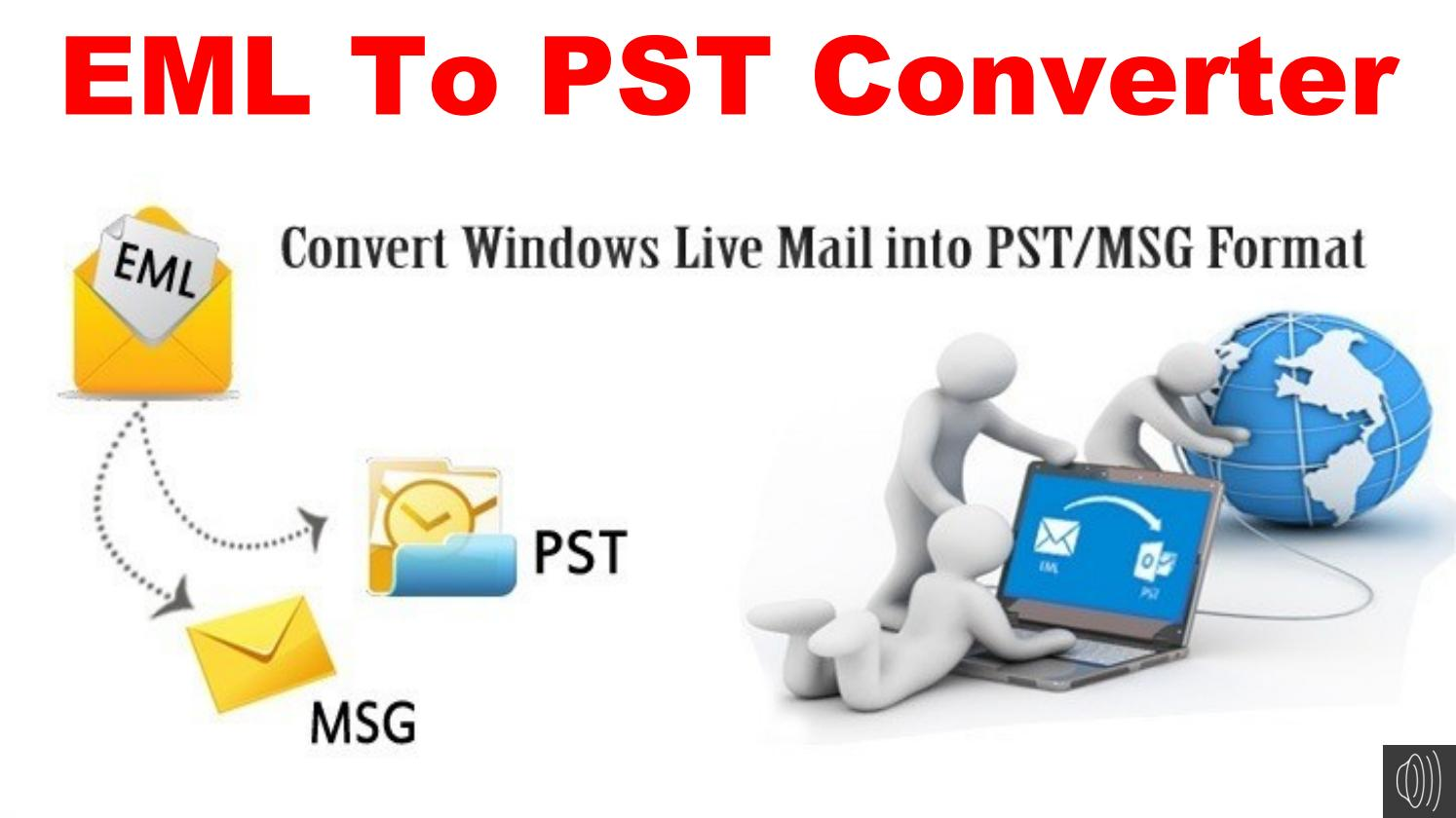 EML to PST Converter Software by xavierbrad - issuu