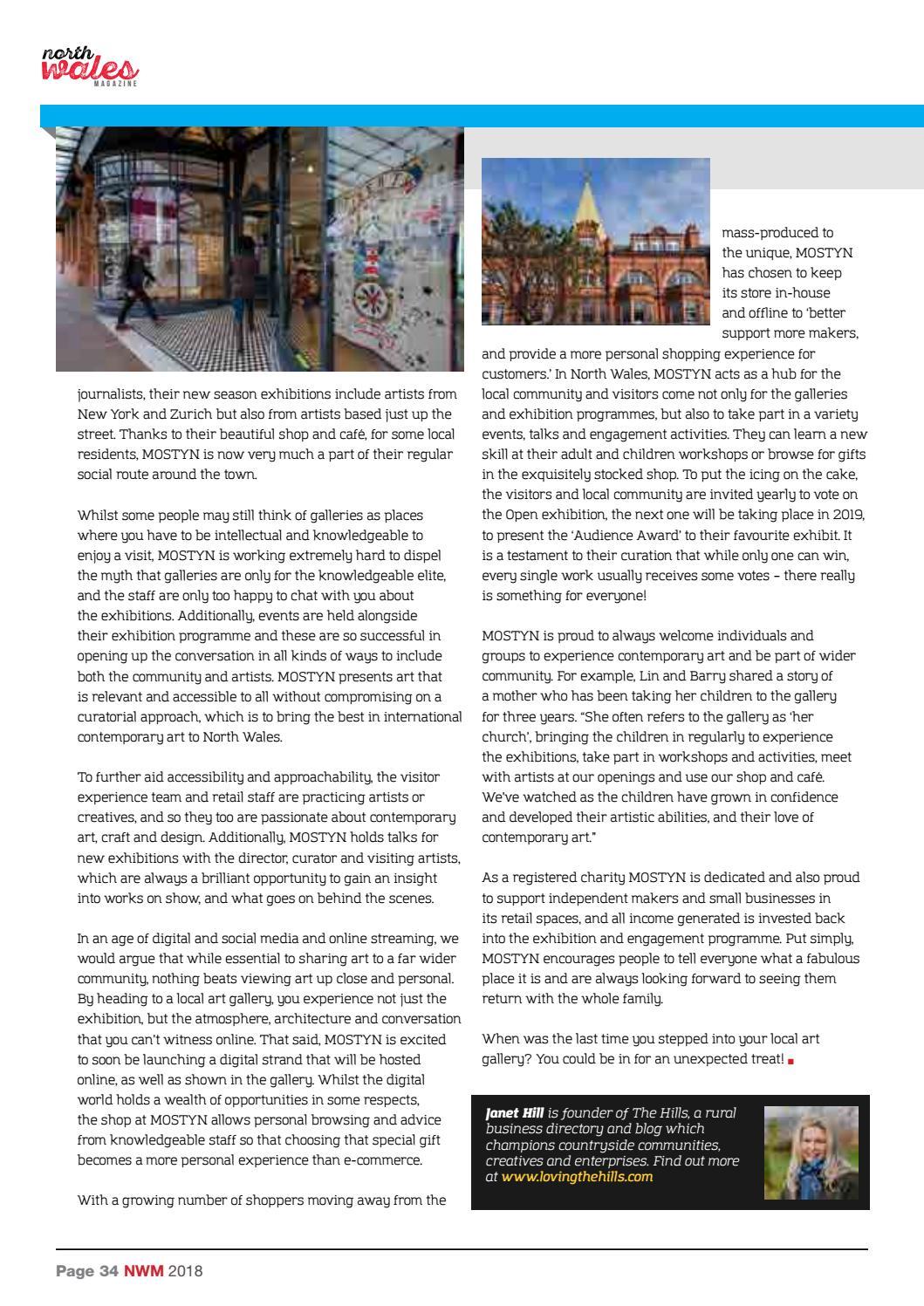 North Wales Magazine - November 2018