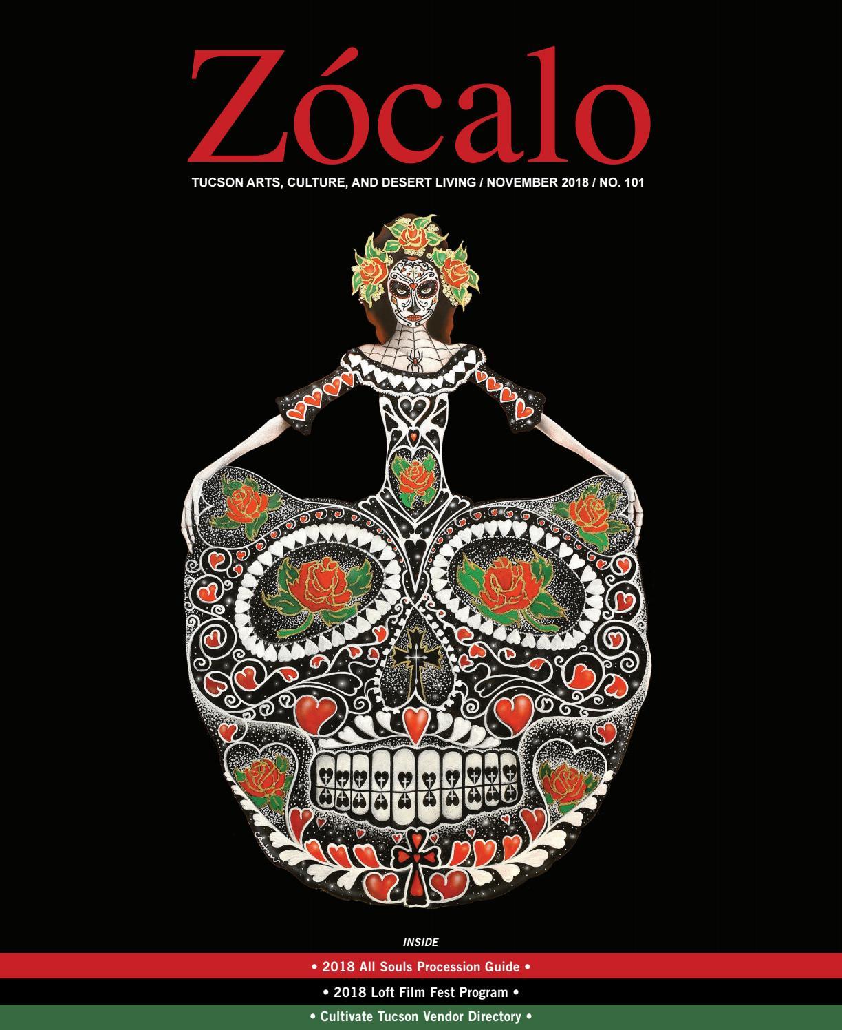 Zocalo Magazine - November 2018 by Zocalo Magazine - issuu