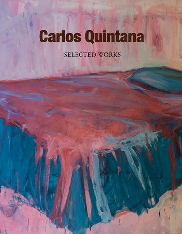 Carlos Quintana Cdecuba Art Books By Cdecuba Art Books Issuu