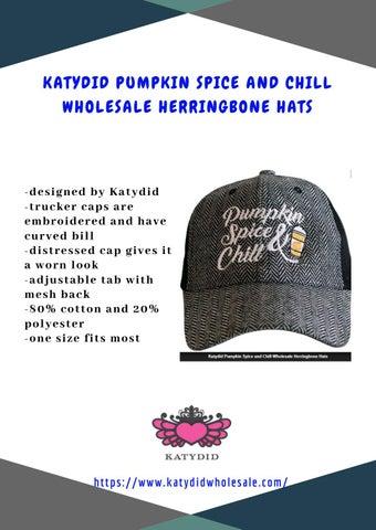 Wholesale Hats by katydidwholesale2018 - issuu 53896f9ed58