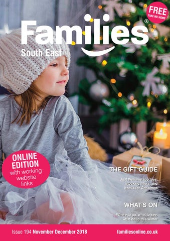 82bc228a0df Families SE London magazine NovDec 2018 issue 194 by Families ...