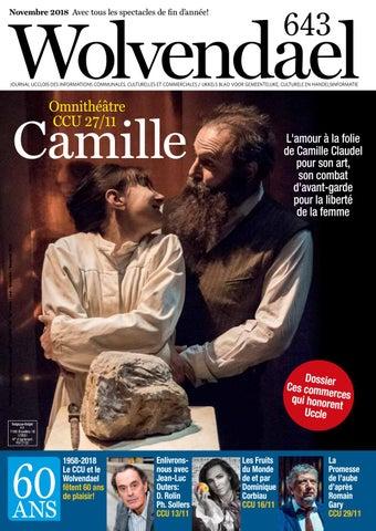 Wolvendael magazine n° 643 novembre 2018 by Centre Culturel d Uccle ... 4115674fceb9