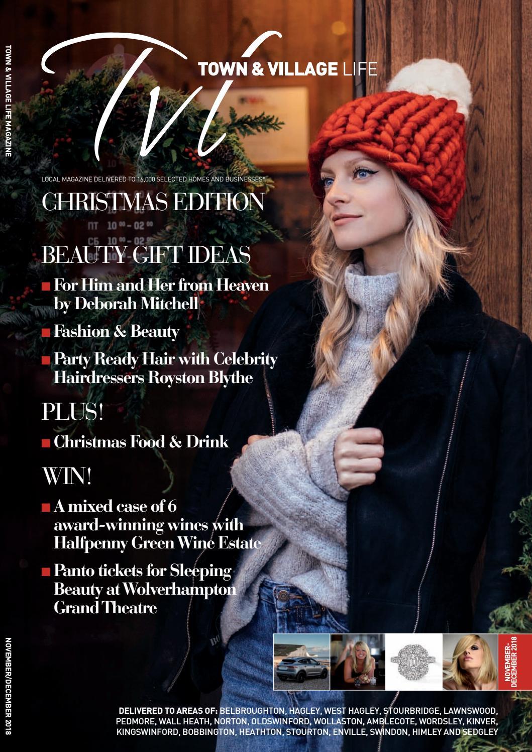 87fcf7c8118 Town   Village Life Magazine - November December 2018 by Jonathon - issuu