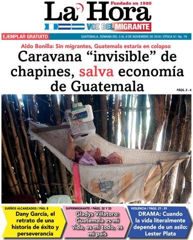 La Hora Voz del Migrante 03-11-2018 by La Hora - issuu c8bd5c84ff