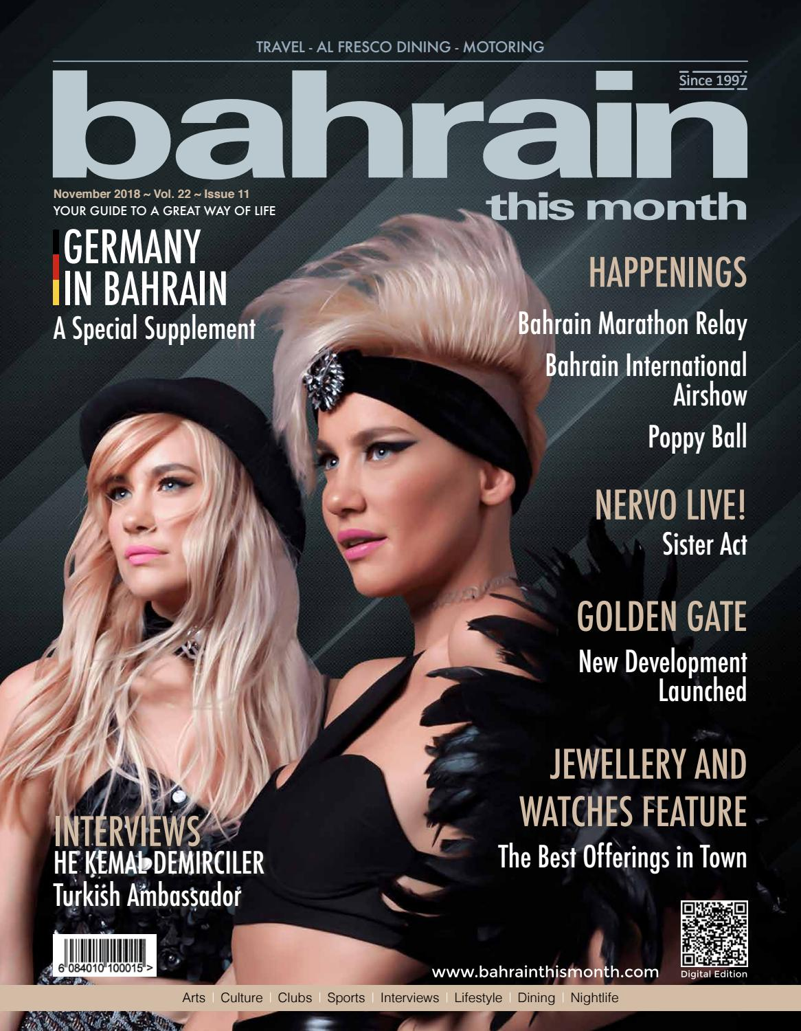 Bahrain This Month November 2018 By Red House Marketing Issuu Eye Shadow Just Miss 223