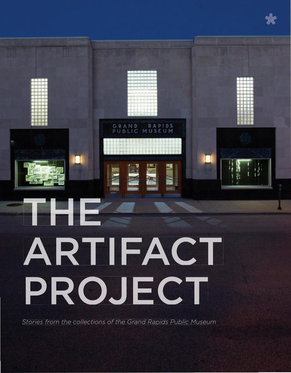 93f5c65c70f The Artifact Project by twag22 - issuu