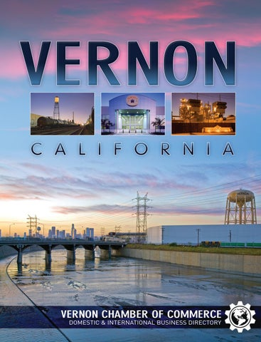 Vernon Domestic and International Business Directory by Chamber