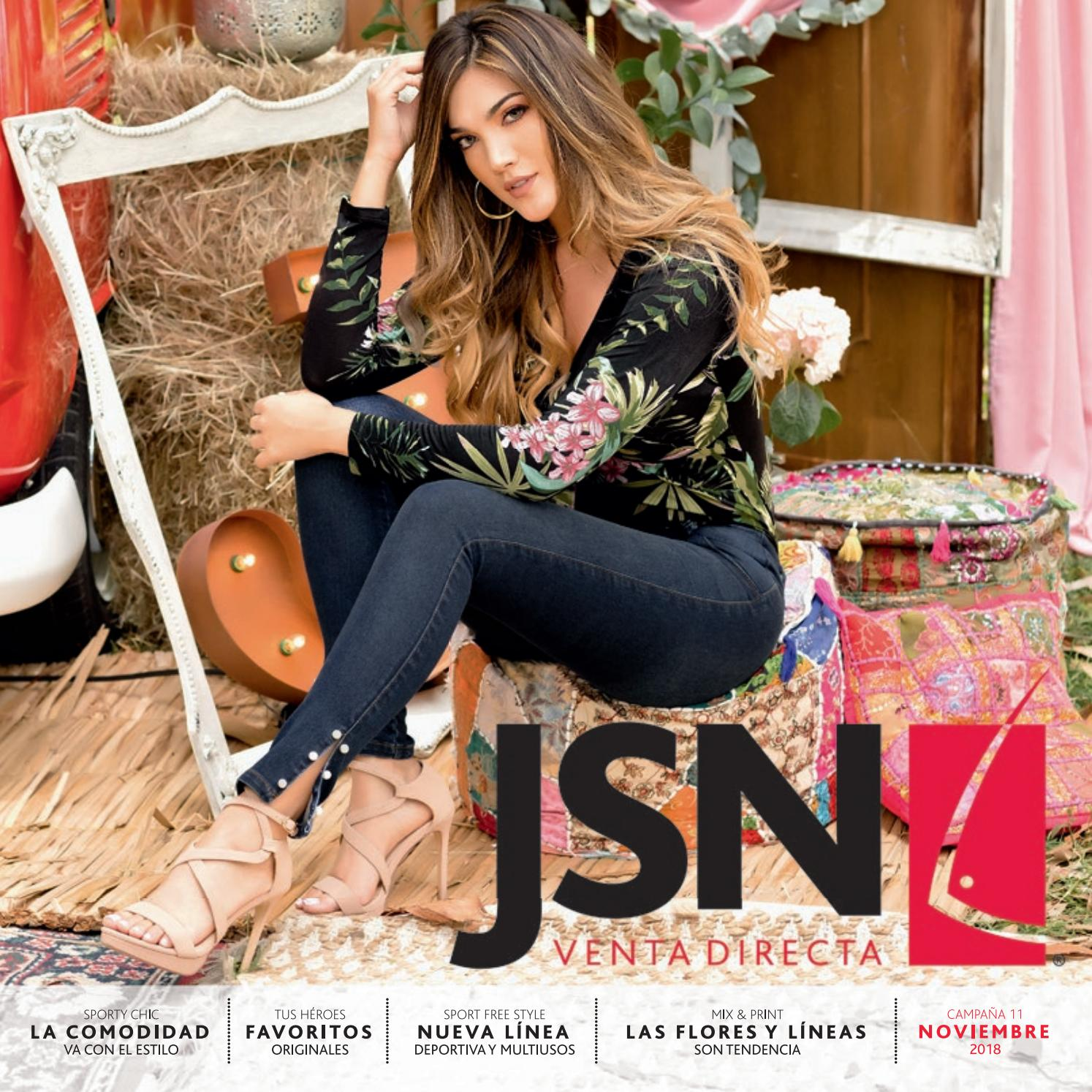 9922e96d5 JSN - Noviembre 2018 by RopadeModa.Store - issuu