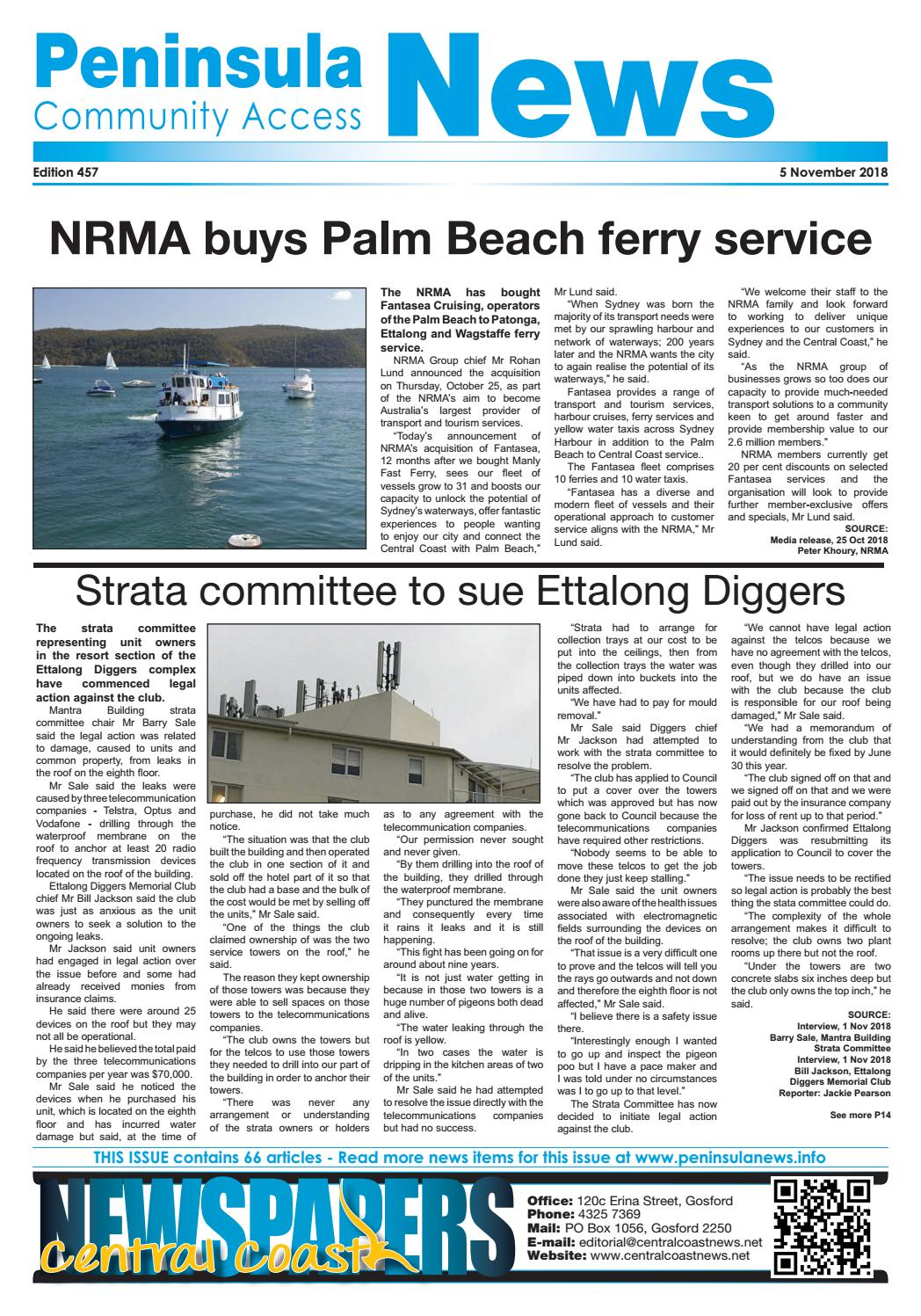 a835c1802b02 Peninsula News 457 by Mark Snell - issuu