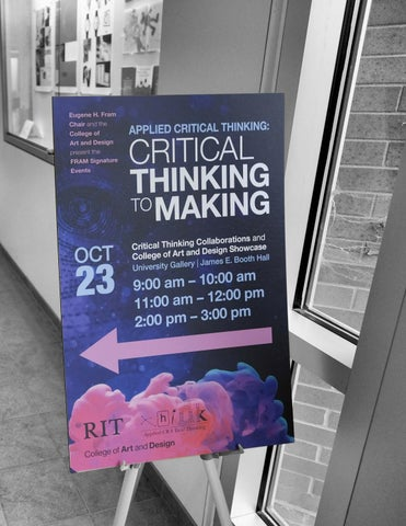 applied critical thinking