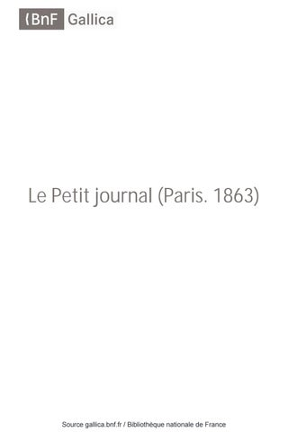 Le Petit Journal 18 04 1930 By Prsident AALEME