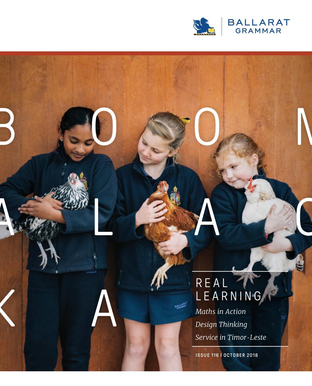 Boomalacka October 2018 by ballaratgrammar - issuu