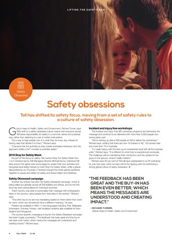 Page 4 of Safety obsessions