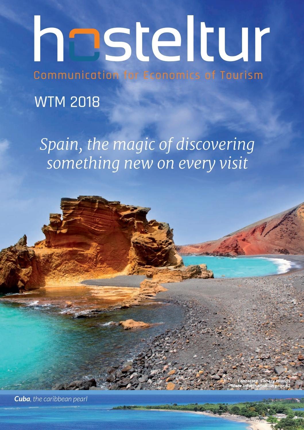 Hosteltur WTM 2018 - Spain, the magic of discovering