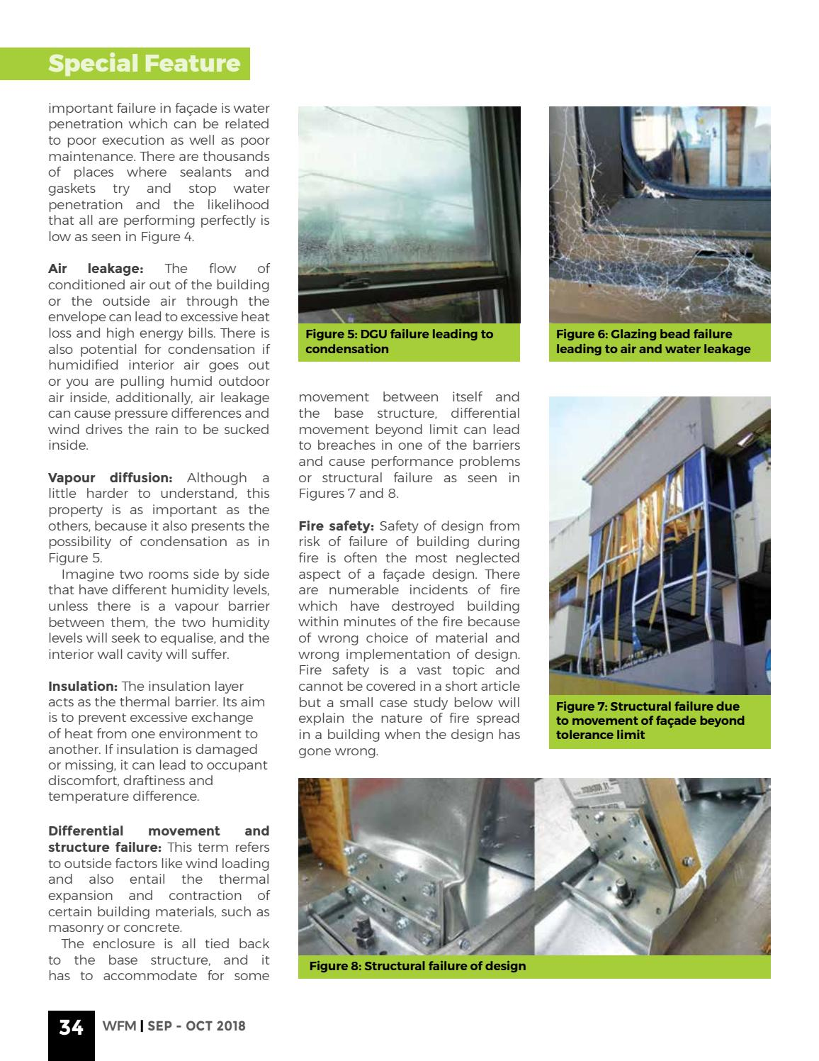 Window & Facade Magazine - Sep/Oct 2018 issue by F & F Media