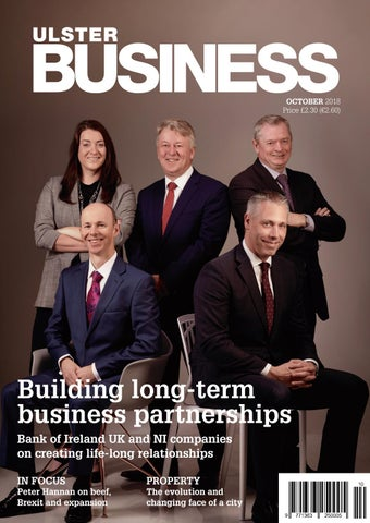 8cf9a3d3adc4 Ulster Business - October 2018 by Ulster Business - issuu