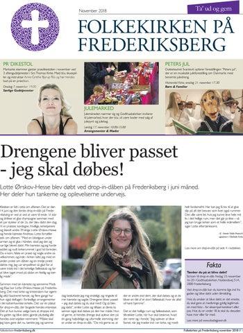 c22a1a8c417 Kirkeavis november 2018 by Folkekirken på Frederiksberg - issuu