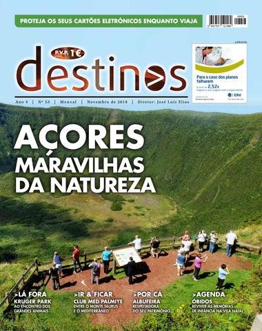 7410f6bf9 Jornal destinos de novembro 2018 by destinosdigital - issuu