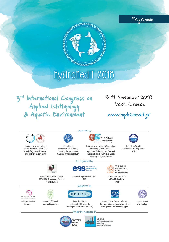 Hydromedit Scientific Program by ARTION Conferences & Events