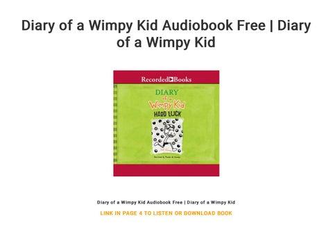 wimpy diary books a ipad kid of