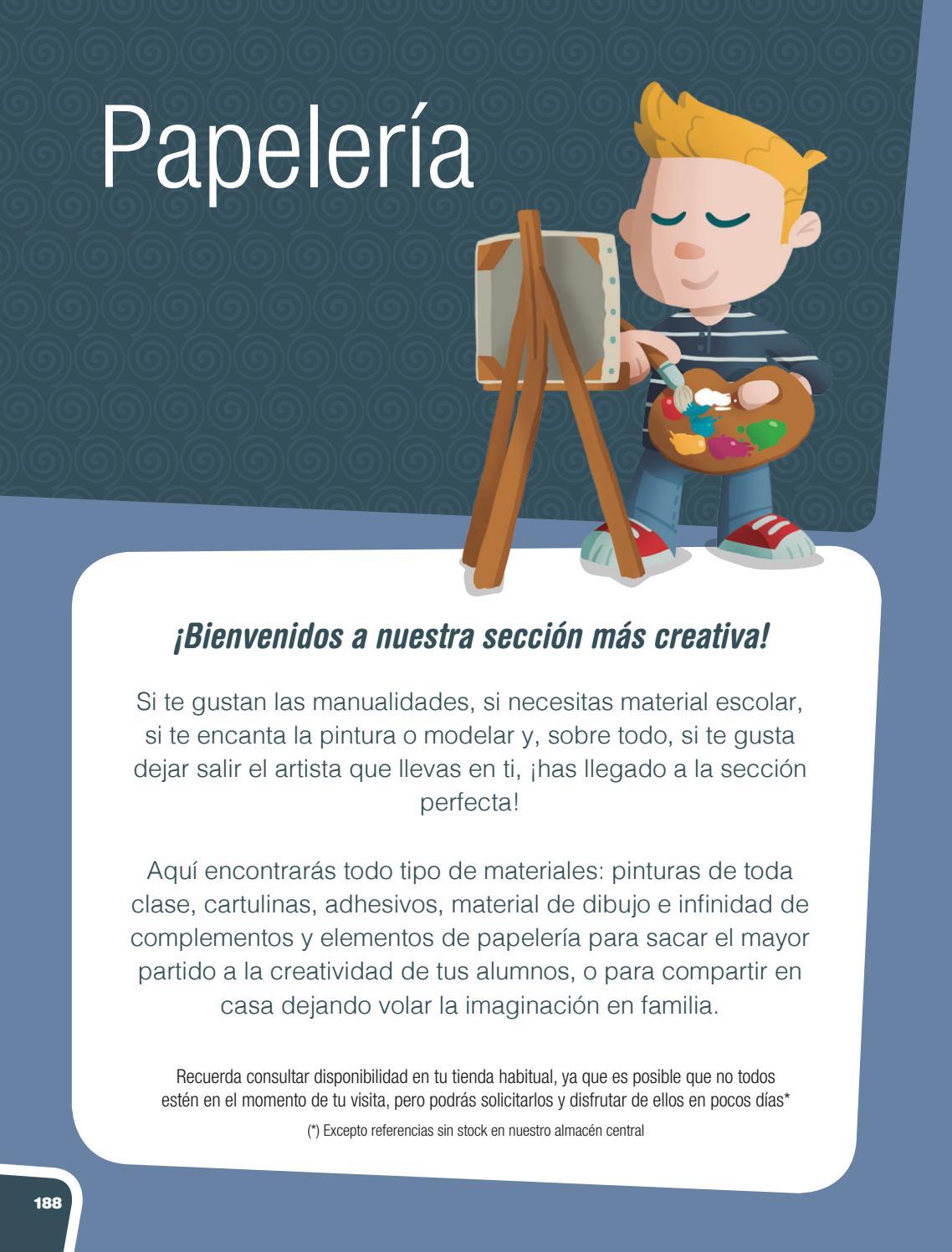 CATÁLOGO FERAN 2018-19 (Papelería y Libros) by Didacticas Vitoria - issuu c72912d3ba6f