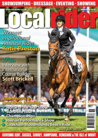 675308e69a7 Localrider Magazine November 2018 sample by Roundbale Ltd - issuu