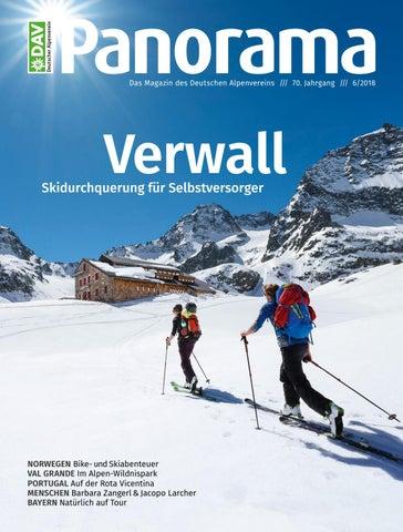 549d008e4cc3d1 DAV Panorama 6 2018 by Deutscher Alpenverein e.V. - issuu