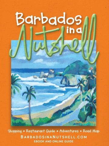 Barbados in a Nutshell 2018-2019 by Miller Publishing Co Ltd - issuu