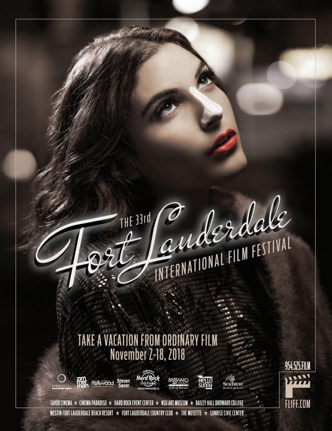 Angelica Bella Film 2018 fort lauderdale international film festival program