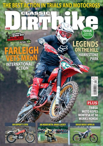 89f104c80e3 Classic Dirt Bike - Winter 2018 - Preview by Mortons Media Group Ltd ...