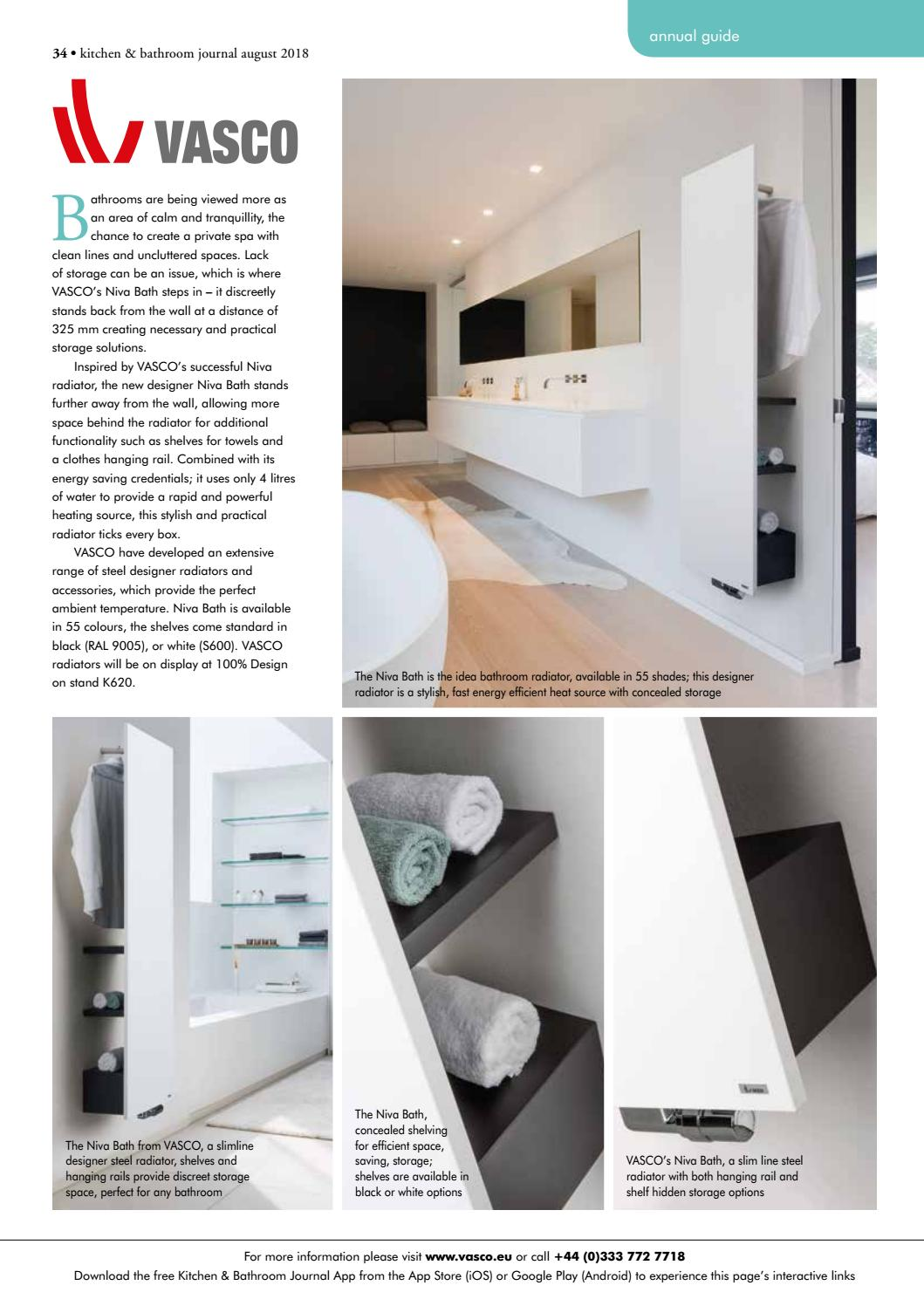 Kitchen Bathroom Journal August 2018 By Craftsman Publishing Co Ltd Issuu