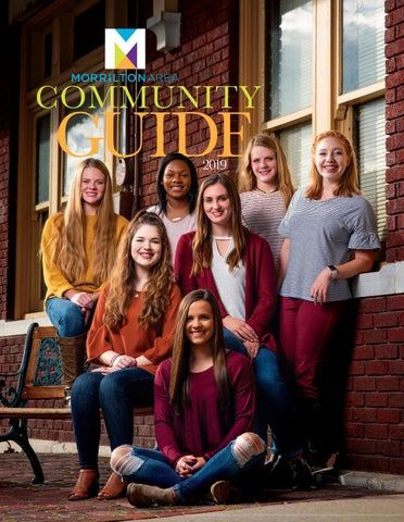 2019 Morrilton Area Community Guide by 501adsandmags - issuu