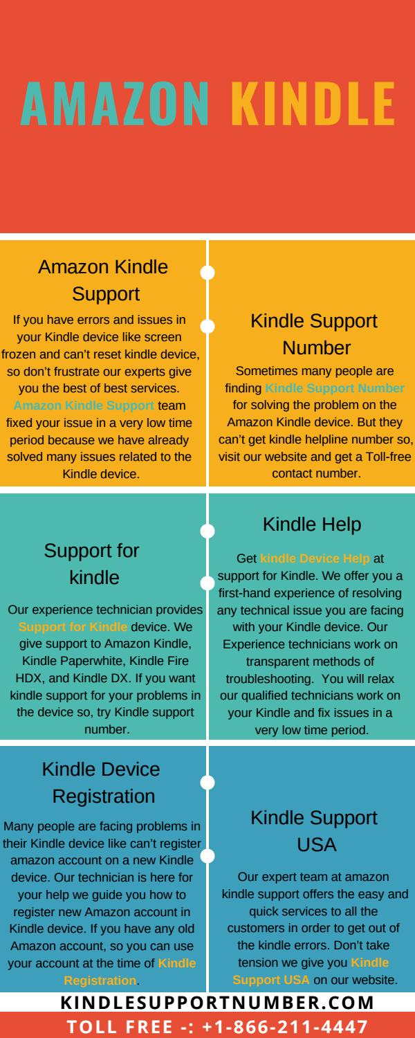 Amazon Kindle Support by kindle support - issuu