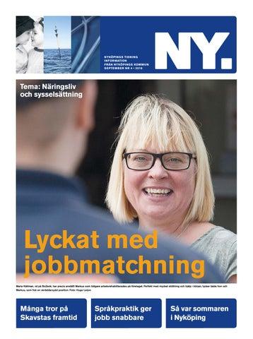 Nyköpings Tidning Nr 4 2018 By Nyköpings Kommun Issuu