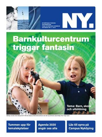 Nyköpings Tidning Nr 5 2018 By Nyköpings Kommun Issuu